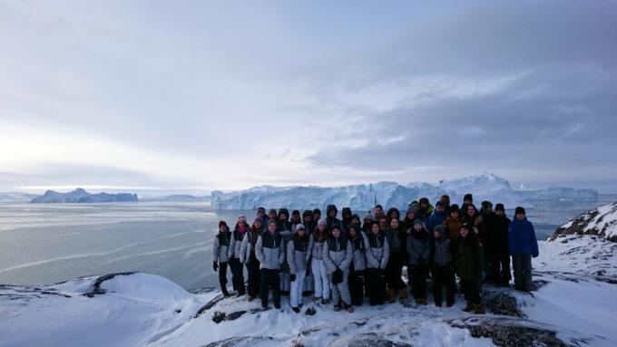 Voyage au Groëland pour 25 élèves de 3e des collèges de Liernais et Saulieu